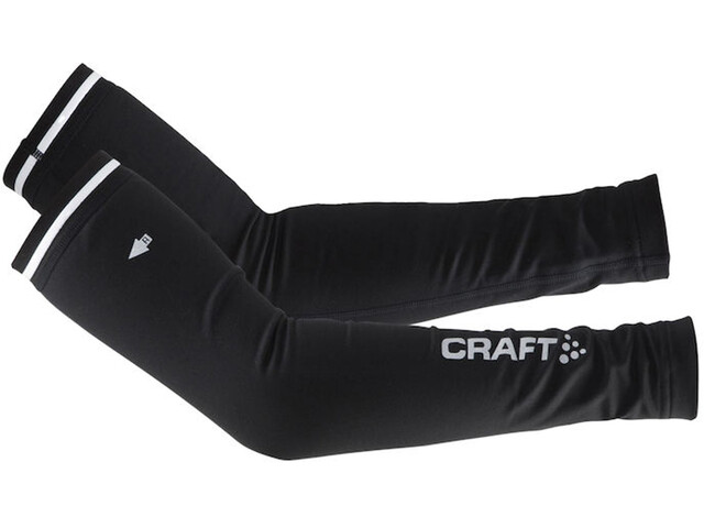 Craft Arm Warmers Black